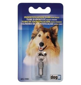 Dogit Dogit Identification Tube