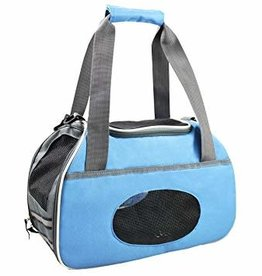 Animal Treasures Animal Treasures Sport Pet Carrier Blue