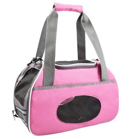 Animal Treasures Animal Treasures Sport Pet Carrier Pink