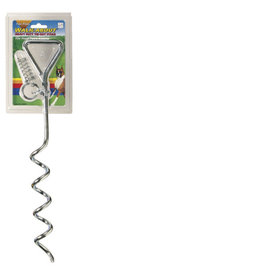 """Four Paws Walk-About Heavy Duty Tie-Out Stake - 19"""""""