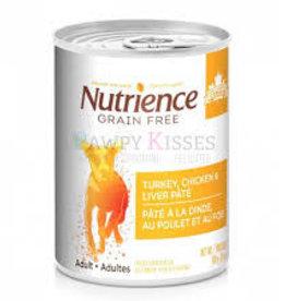Nutrience Nutrience Turkey Chicken Liver Pate 369g