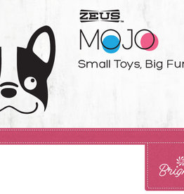 Zeus Mojo Naturals Thin Noodle Tail Assorted