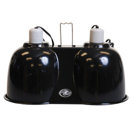 Zoo Med Zoo Med Large Combo Deep Dome Lamp Fixture