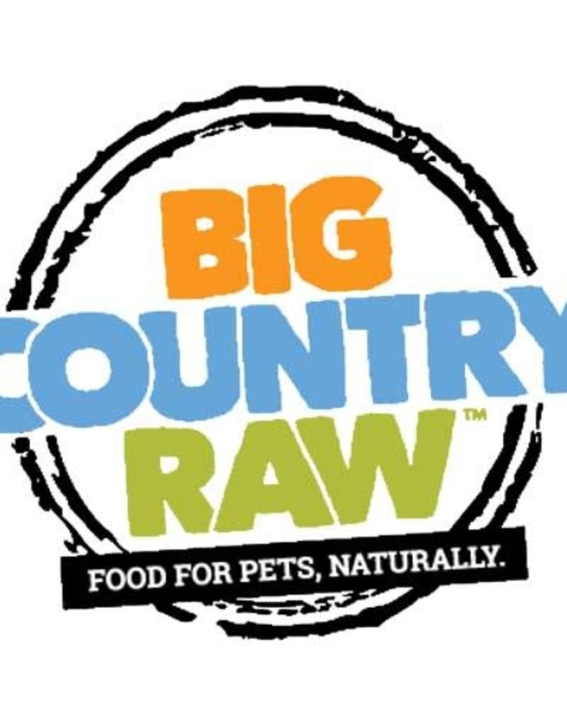 Big Country Raw Big Country Raw Breeder Blend 4 lb Carton
