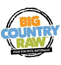 Big Country Raw Big Country Raw Country Blend 4 lb Carton