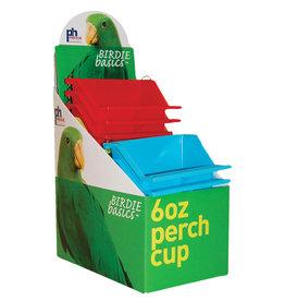 Prevue Hendryx Prevue Hendryx Birdie Basics Bird Perch Cup - 6 oz