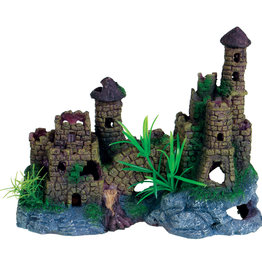 Underwater Treasures Underwater Treasures Cobblestone Castle