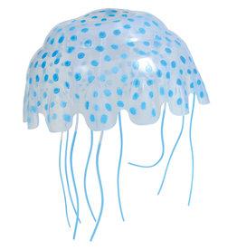 Underwater Treasures Underwater Treasures Free-Floating Action Jellyfish - Blue