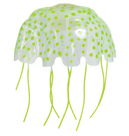Underwater Treasures Underwater Treasures Free-Floating Action Jellyfish - Green