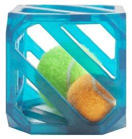 "Nina Ottosson Nina Ottoson Cagey Cube Blue 6.75"" | Puzzle"