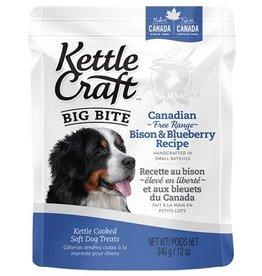 Kettle Craft  Canadian Bison & Blueberry Large 340g