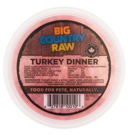 Big Country Raw Big Country Raw Turkey Dinner 2lb