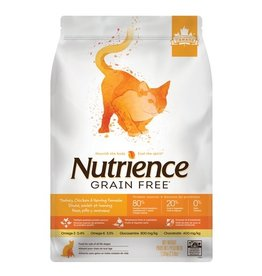 Nutrience Nutrience Grain Free Turkey, Chicken & Herring Formula - 1.13kg