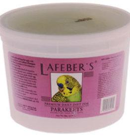 Lafebers Lafebers Parakeet Granules 5LB