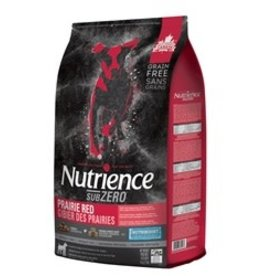 Nutrience Nutrience Grain Free Subzero for Dogs - Prairie Red - 10 kg (22 lbs)