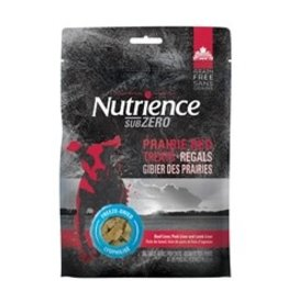 Nutrience Nutrience Grain Free Subzero Freeze-Dried Prairie Red Treats - Beef Liver, Pork Liver and Lamb Liver - 90 g (3 oz)