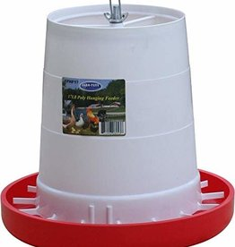 Little Giant Farm Little Giant Farm Feeder Plastic 22lb