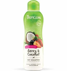 Tropiclean TROPICLEAN Berry and Coconut Shampoo 20oz
