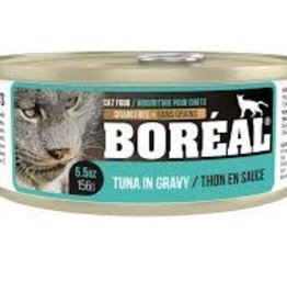 Boreal Red Tuna with Gravy Cat Formula 355g