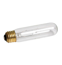 Zoo Med Zoo Med Highlights Incandescent Tubular Lamp - Clear - 25 W