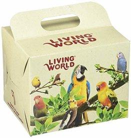 Living World Bird Carrier Box