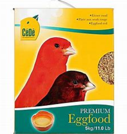 Cede Egg Food 1kg - Red Canary