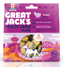 Great Jack's Great Jack's Freeze Dried Turkey 28g