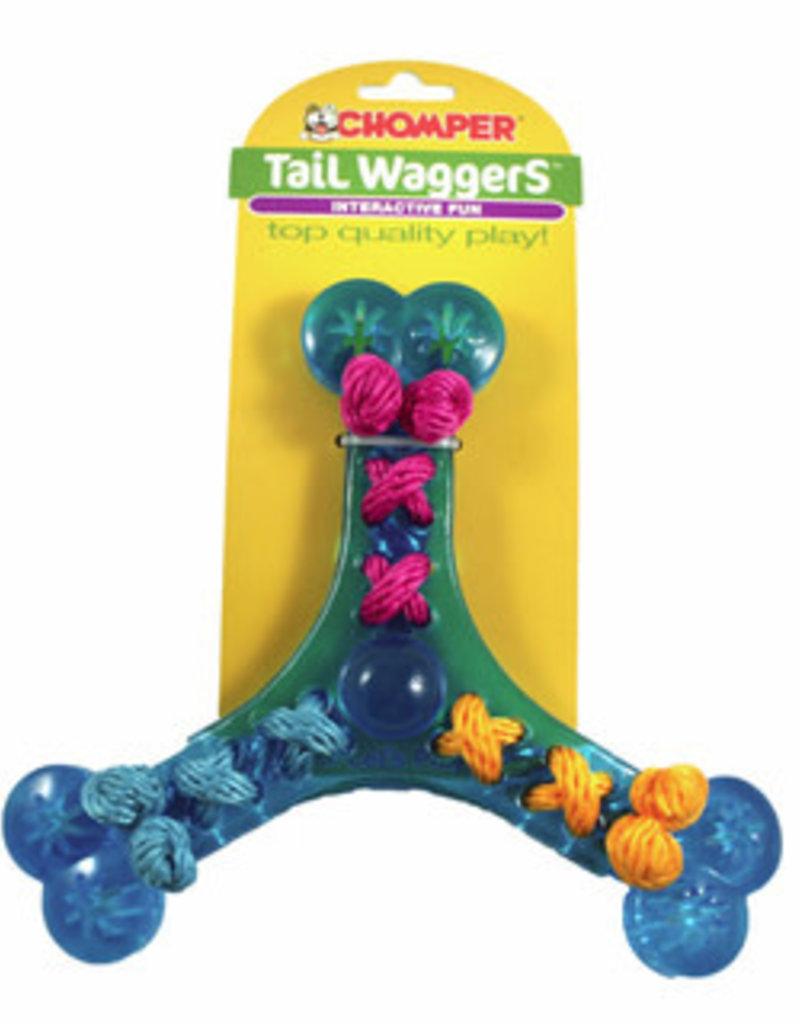 Chomper Tail Wag TPR Tri Bone