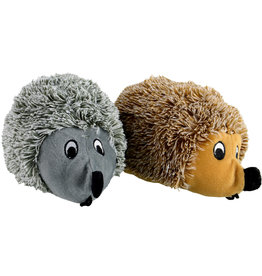 Animal Treasures Animal Treasures Hedgehog Plush Dog Toy