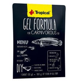 Tropical Tropical Gel Formula - Carnivore - 35 g - 1 pk