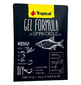 Tropical Tropical Gel Formula - Omnivore - 35 g - 1 pk