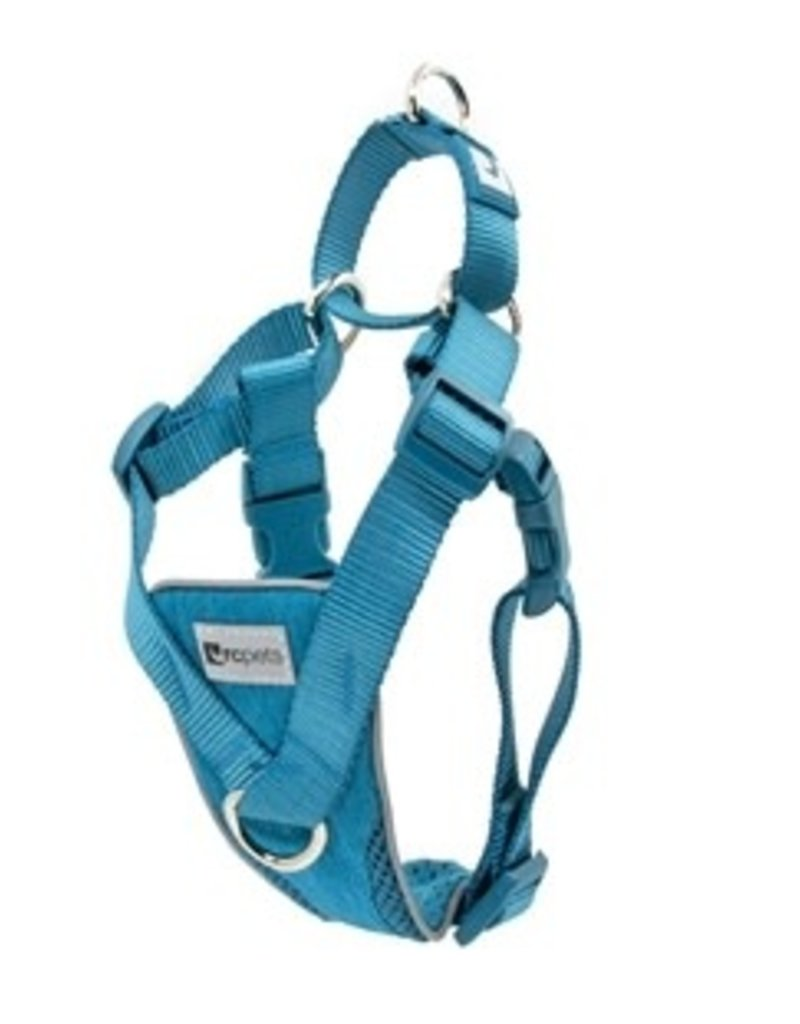 RC Pets RC Pets Tempo No Pull Harness XS Heather Teal