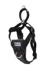 RC Pets RC Pets Tempo No Pull Harness M Heather Black