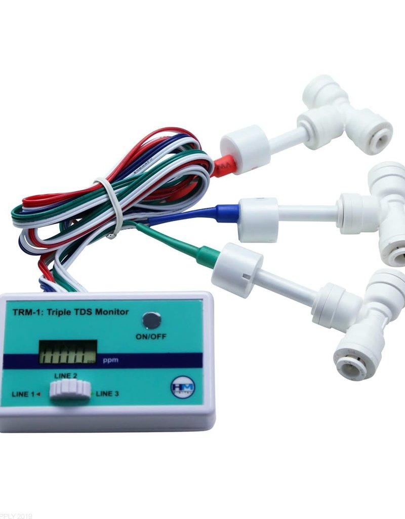 HM Digital HM Digital Inline Triple TDS Monitor