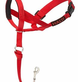 Halti Halti Nylon Head Collar - Size 3 - Red