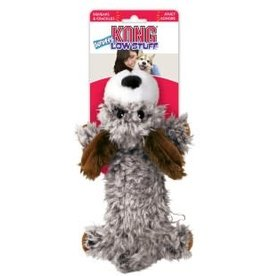 Kong KONG Low Stuff Scruffs Dog Lg