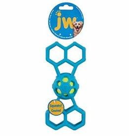 JW Pet Hol-ee Bone w / Squeaker Medium
