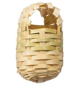 Prevue Hendryx Prevue Hendryx Bamboo covered nest- Finch