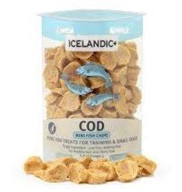 Icelandic Icelandic+ Mini Cod Fish Chips Training 2.0 oz