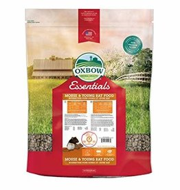 oxbow Oxbow Essentials Mouse & Young Rat Block Food 25lb