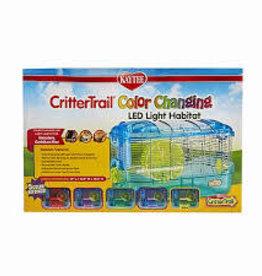Kaytee Kaytee CritterTrail LED Color Change Habitat