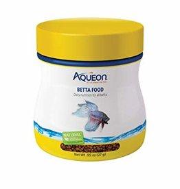 Aqueon Aqueon Betta Colour Food 0.95oz