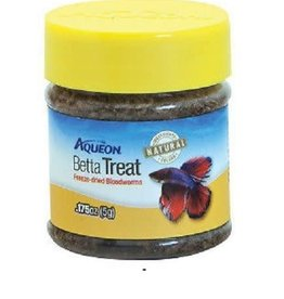 Aqueon Aqueon Betta Treat Bloodworm 0.175oz