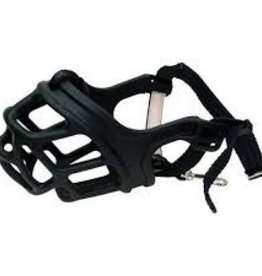 Zeus TPR Dog Muzzle, XX Large