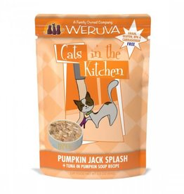 weruva Weruva Cats In the Kitchen Pumpkin Jack Splash Pouches Wet Cat Food 3oz