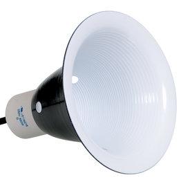 """Zilla Premium Reflector Dome - Black - 5.5"""""""