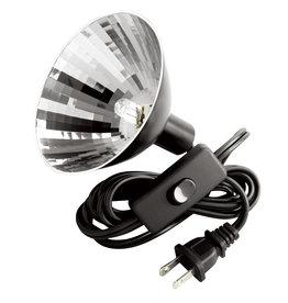 Zilla Light & Heat Halogen Mini Dome
