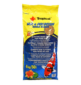 Tropical Tropical Koi & Goldfish Basic Sticks - 4 kg