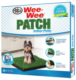 Four Paws Wee Wee Patch Indoor Potty S