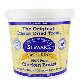 Stewarts Stewarts Pro-Treat Freeze Dried Chicken Breast Treats 3oz
